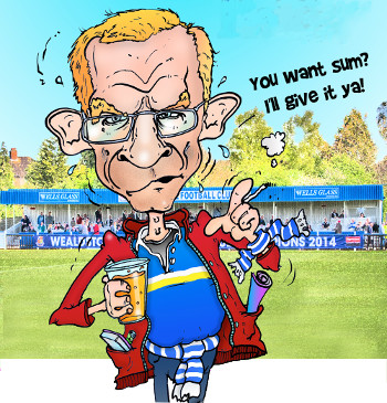 The Wealdstone Raider